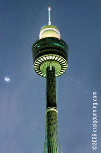 Photograph of Centerpoint Tower &copy Craig Dunning